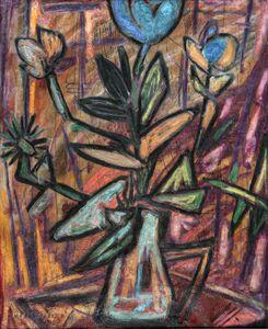 René Portocarrero, 'Flower Vase', 1947