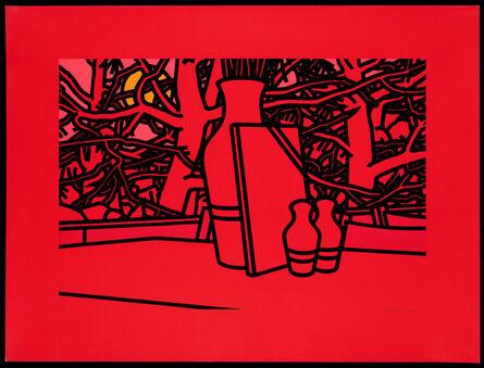 Patrick Caulfield, 'Evening Menu', 1975
