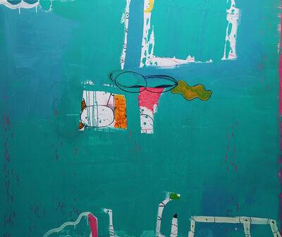 Gary Komarin, 'Loosha in Blue'