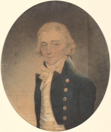 John Downman, 'George Mills', 1792