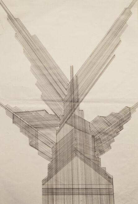 Jorge Pablo Hernandez, 'The Wings of New York', 2017