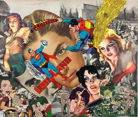 Keiichi Tanaami, 'Collage Book7_53 (1969-1975)', 1969