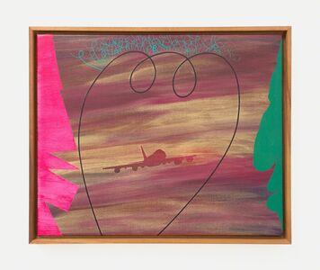 Billy Al Bengston, 'Kuoo Ku', 1983