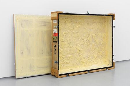 Carlos Bunga, 'Crate Painting #3', 2019