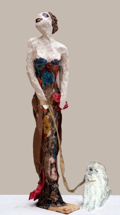 Aysel Alver, 'On The Balcony', 2009