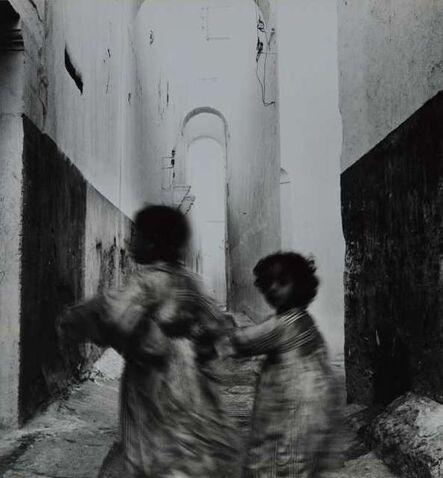 Irving Penn, 'Running Children, Morocco', 1951