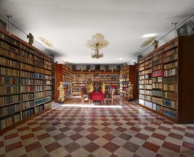 Ahmet Ertug, 'Library of the Franciscan Monastery, Dubrovnik', 2017