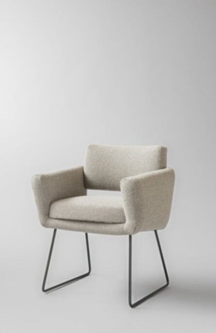 Joseph-André Motte, 'Set of 6 armchairs 760', 1957