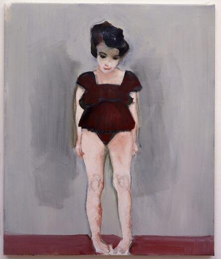 Marlene Dumas, 'Schaammeisje', 1990