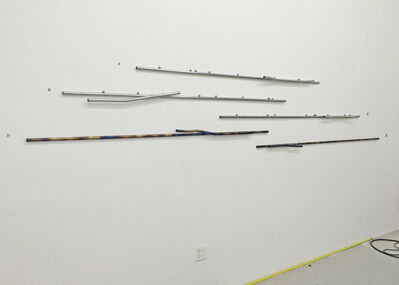 G. William Webb, 'Untitled (A,B,C,D,E)', 2015