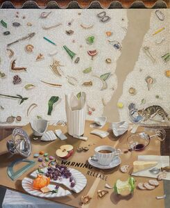 Barbara Kassel, 'Unswept', 2015
