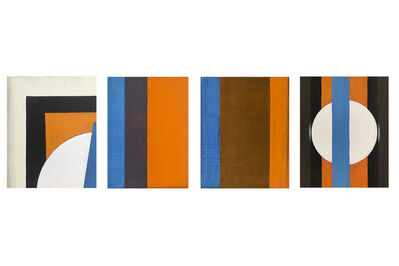 Juan José Cambre, 'Untitl .Polythetic from the Lunik series. Variations on the work of Ivan Kliun 1920', 2020
