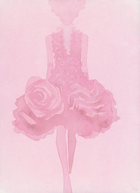 Mats Gustafson, 'Rose (Dress by Alexander McQueen)', 2015