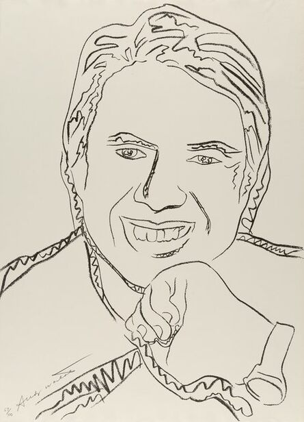 Andy Warhol, 'Jimmy Carter', 1977