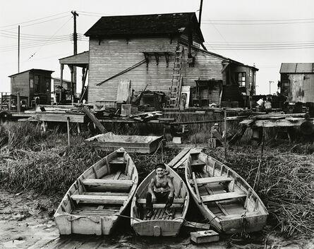 Brett Weston, 'Brooklyn Beachcomber', 1945
