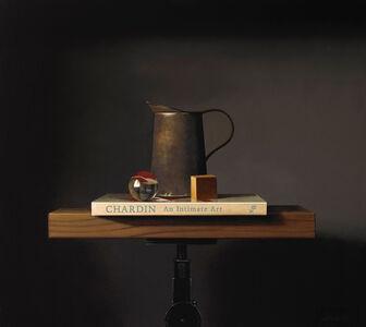 Guy Diehl, 'Conversation with Chardin', 2019
