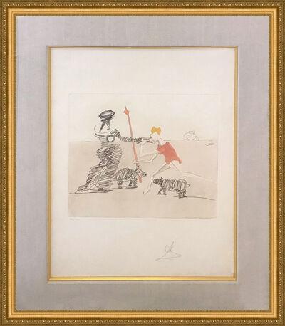 Salvador Dalí, 'PASTORALE', 1981