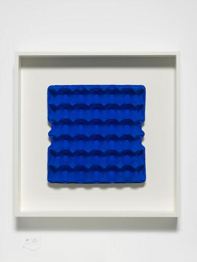 Gavin Turk, 'Klein Blue Box', 2017