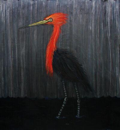 Frank X. Tolbert, 'Reddish Egret', 2017