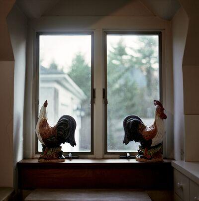 Elizabeth Nahum-Albright, 'Roosters', 2016