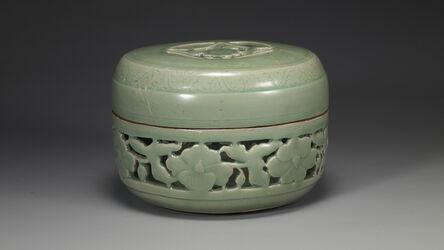 Unknown Artist, 'Celadon Box', Goryeo Dynasty-12th century