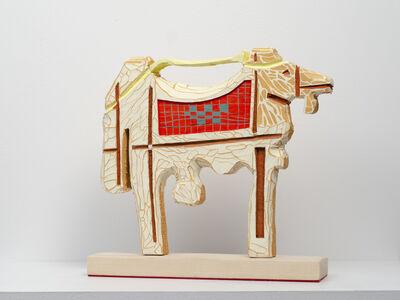 Lisi Raskin, 'Camel (for James Castle)', 2019
