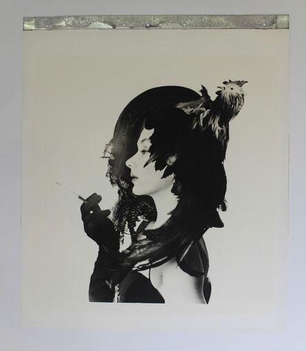 Irving Penn, 'Woman in Chicken Hat,New York  1949', 1984