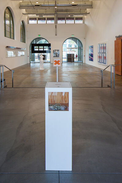 Devon Dikeou, 'MCA San Diego: 1 of 16 American Art Museums that Did Participate in the Artist's Invitation to Collaborate', 2013 ongoing