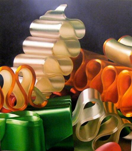 Margaret Morrison, 'Ribbon Candy', 2007