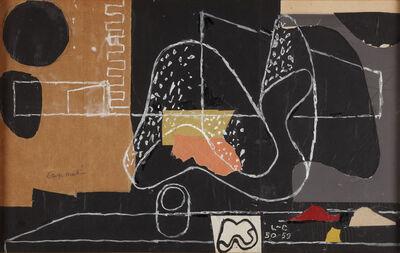 Le Corbusier, 'CAP MARTIN', 1959
