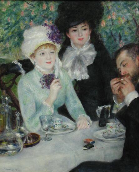 Pierre-Auguste Renoir, 'After the Luncheon (La fin du déjeuner)', 1879
