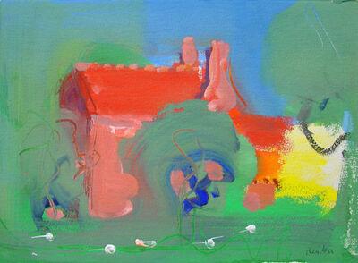 Paul Resika, 'Two Chimneys', 2002