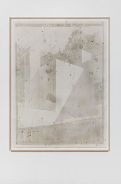 Matthew Brandt, '012056pu1, Dodge House by Irving Gill', 2013