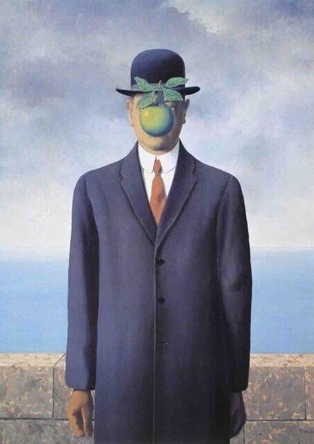 René Magritte, 'Son of Man (Fils de L'Homme)', 2015