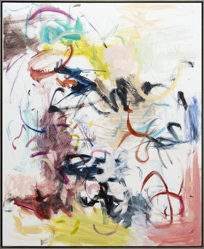 Scott Pattinson, 'Kairoi No 33 - large, vibrant, colourful, gestural abstract, oil on canvas', 2016