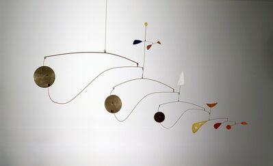 Alexander Calder, 'Triple Gong', ca. 1948