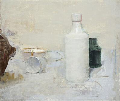 Ben Henriques, 'White Composition'