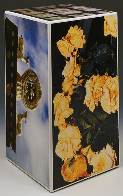Robert Rauschenberg, 'Tibetan Keys (Rectangle)', 1987