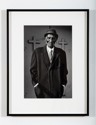 Martine Barrat, 'Black could bring heaven to Earth without lying (Harlem)', 1993