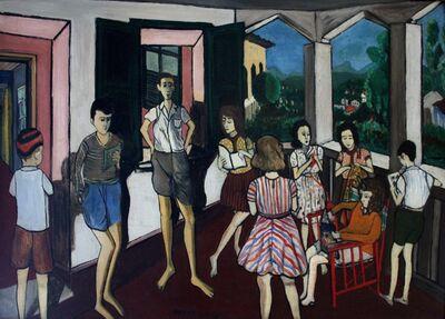 Djanira, 'Sala de Leitura', 1944