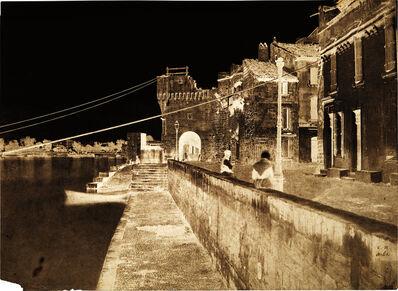Charles Nègre, 'Arles, Porte des Châtaignes', 1852