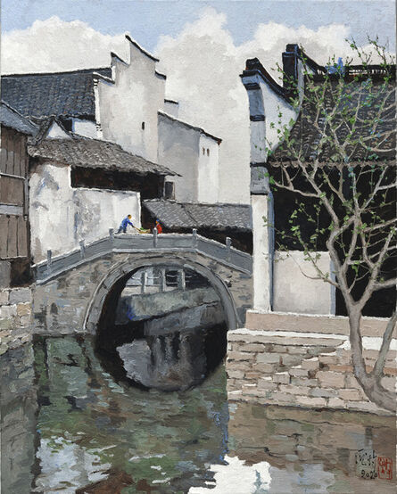Pang Jiun, 'Water Village', 2020