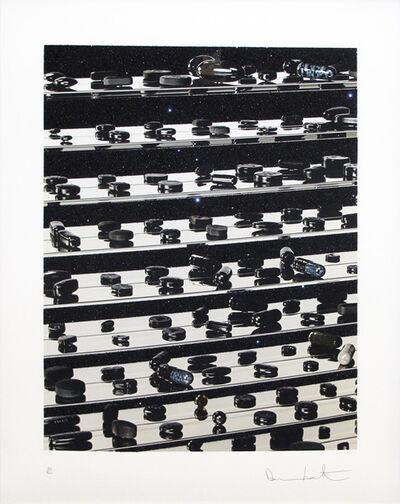 Damien Hirst, 'Dead Black Brilliant Utopia', 2013