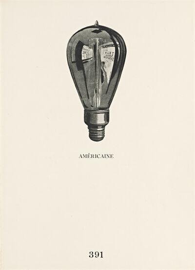 Francis Picabia, '391, no. 6', 1917