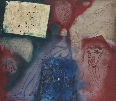 JUNZO WATANABE, 'Earthly Human Desires', 1963