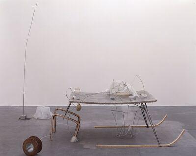 Nobuko Tsuchiya, 'Silicon SANPO Ruler', 2007