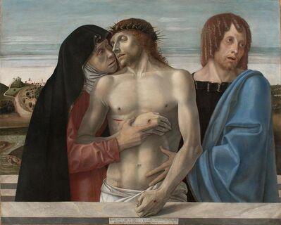 Giovanni Bellini, 'Pietà', ca. 1467-1470