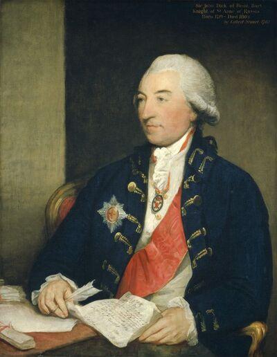 Gilbert Stuart, 'Sir John Dick', 1783