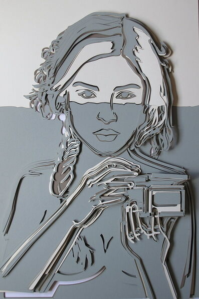 "ESRA CARUS, '""Pandora'nın Kutusu"" // ""Pandora's Box""', 2015"