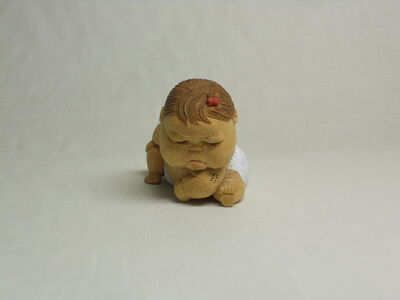 Miki NAGASAKI, 'Blustering Aa-chan', 2009